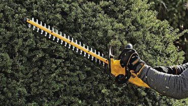 Cordless Hedge Trimmer Comparison