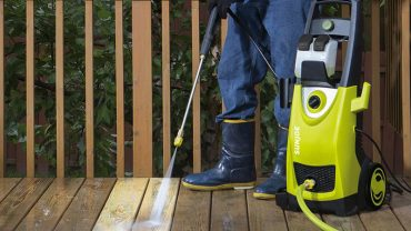 Electric Pressure Washer Comparison