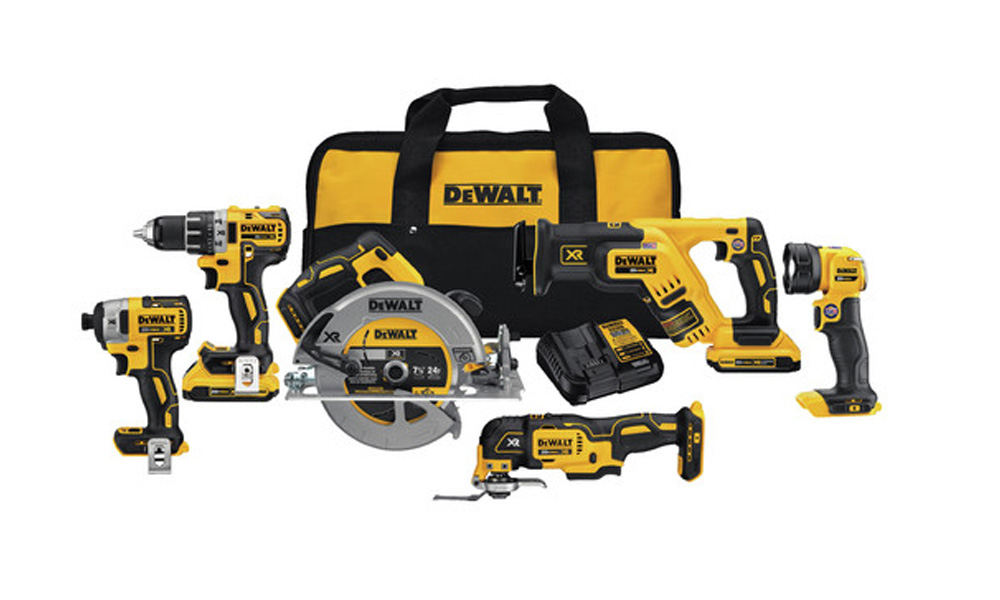 20V DeWalt Combo Kit Brushless Review